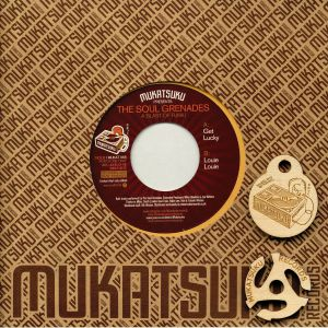 MUKATSUKU presents THE SOUL GRENADES - A Blast Of Funk!: Special Edition