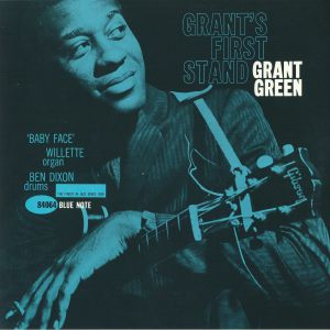 GREEN, Grant - Grant's First Stand (reissue)