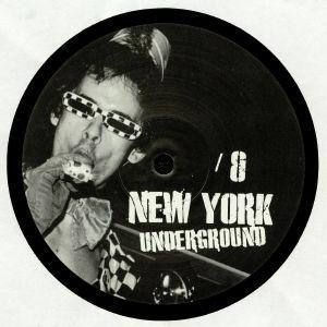 NY UNDERGROUND - New York Underground #8