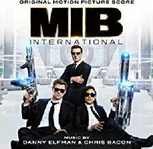 ELFMAN, Danny/CHRIS BACON - Men In Black: International (Soundtrack)