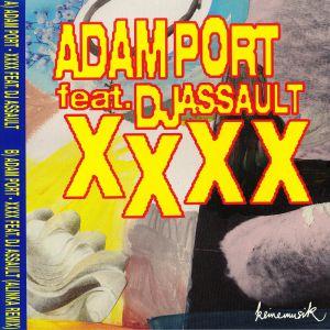 PORT, Adam feat DJ ASSAULT - XXXX
