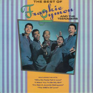 LYMON, Frankie & THE TEENAGERS - The Best Of Frankie Lymon & The Teenagers