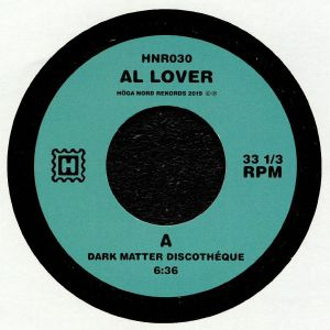 AL LOVER - Dark Matter Discotheque