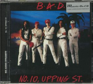 BIG AUDIO DYNAMITE - No 10 Upping St