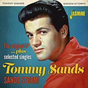 SANDS, Tommy - Sands Storm!