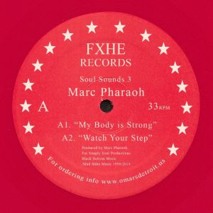 PHARAOH, Marc - Soul Sounds 3 (reissue)
