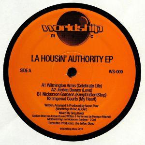 LA HOUSIN AUTHORITY - LA Housin Authority EP