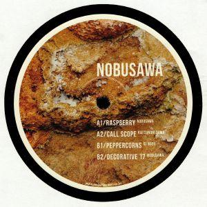 NOBUSAWA aka KATSUNORI SAWA/DJ NOBU - Nobusawa EP