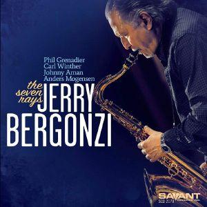BERGONZI, Jerry - The Seven Rays