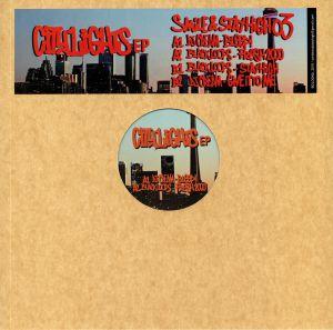 DJ CREAM/BLACK LOOPS - City Lights EP