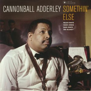 ADDERLEY, Cannonball - Somethin' Else (Deluxe Edition) (reissue)
