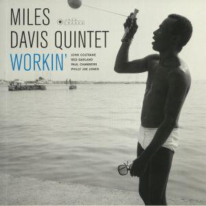 MILES DAVIS QUINTET - Workin' (Deluxe Edition) (reissue)
