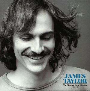 TAYLOR, James - The Warner Bros Albums 1970-1976 (remastered)