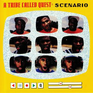 A TRIBE CALLED QUEST - Scenario (reissue)