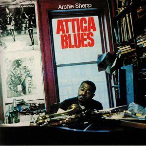 SHEPP, Archie - Attica Blues (reissue)