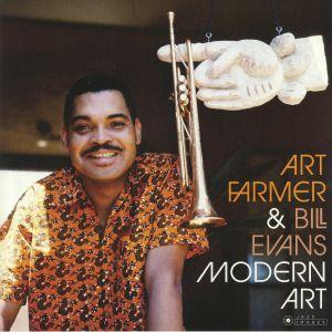 FARMER, Art/BILL EVANS - Modern Art (Deluxe Edition) (reissue)