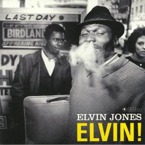 JONES, Elvin - Elvin! (Deluxe Edition) (reissue)