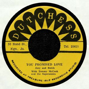 JOEY/BUTCH/TOMMY MCCOOK & THE SUPERSONICS/ALTON - You Promised Love