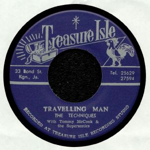 TECHNIQUES, The/TOMMY MCCOOK & THE SUPERSONICS - Travelling Man