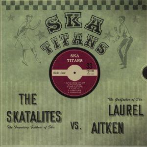 AITKEN, Laurie/THE SKALITES - Ska Titans