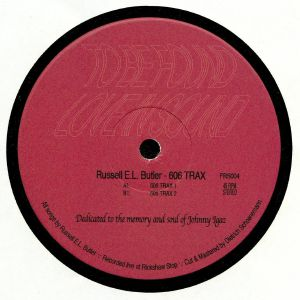 BUTLER, Russell EL - 606 TRAX