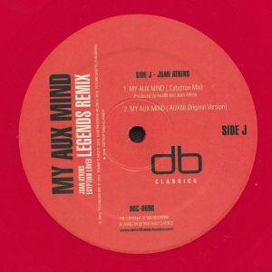 AUX 88 - My AUX Mind (Cybotron, Egyptian Lover mixes)