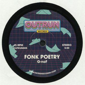 G NOF - Fonk Poetry