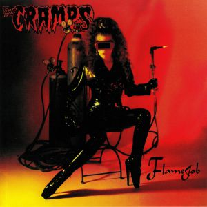 CRAMPS, The - Flamejob (25th Anniversary Edition)