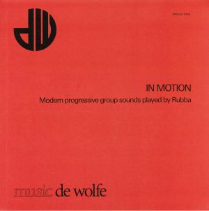 RUBBA - In Motion: Modern Progressive Group Sounds (reissue)