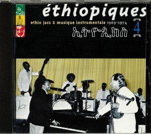 ASTATKE, Mulatu - Ethiopiques 4: Ethio Jazz 1969-1974