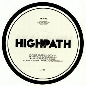 BOLOGNANI, Nacho/TOM AKMAN/ONLY SLAVE NATION/JASON GLANVILLE - HHH 02