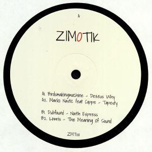 BIRDSMAKINGMACHINE/MARKO NASTIC/DUBFOUND/LOWRIS - ZMT 001