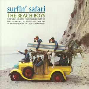 BEACH BOYS, The - Surfin' Safari (reissue)