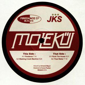 JKS - Firedance EP