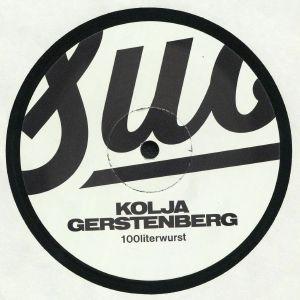 GERSTENBERG, Kolja - 100literwurst EP