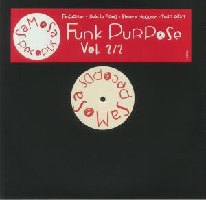 FINGERMAN/PETE LE FREQ/SLEAZY McQUEEN/SWIFFT EDITS - Funk Purpose Vol 2 Part 2