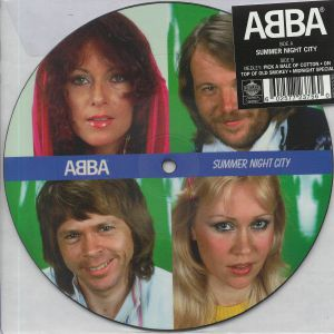 ABBA - Summer Night City (reissue)