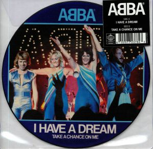 ABBA - I Have A Dream (reissue)
