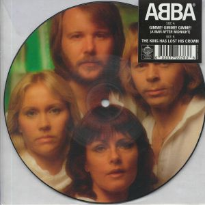 ABBA - Gimme! Gimme! Gimme! (A Man After Midnight) (reissue)