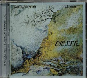 TANGERINE DREAM - Cyclone (reissue)