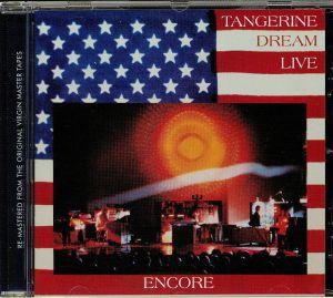 TANGERINE DREAM - Encore (reissue)