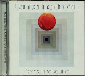 TANGERINE DREAM - Force Majeure (reissue)