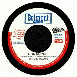 WALKER, Sylford/THE MIGHTY TWO - Burn Babylon