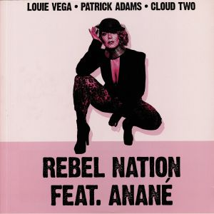 VEGA, Louie/PATRICK ADAMS/CLOUD TWO feat ANANE - Rebel Nation