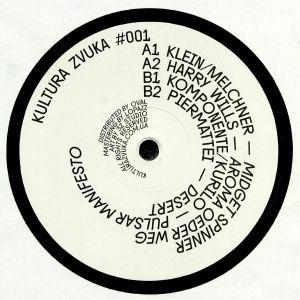 KLEIN/MELCHNER/HARRY WILLS/KOMPONENTE/KURILO/PIERMATTEI - Kultura Zvuka #001