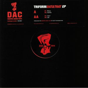 TRIFORM - Dat & That EP