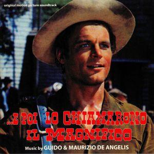 GUIDO & MAURIZIO DE ANGELIS - E Poi Lo Chiamarono Il Magnifico (Collector's Edition) (Soundtrack)