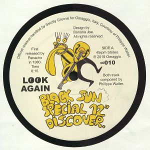 BLACK SUN - Look Again (reissue)