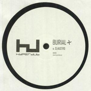 BURIAL - Claustro