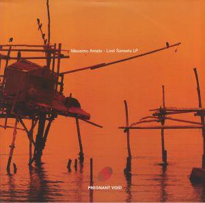 AMATO, Massimo - Lost Sunsets LP